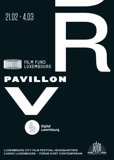 VR Pavilion during the Luxembourg City FIlm Festival